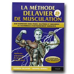 Méthode Delavier de musculation vol.2