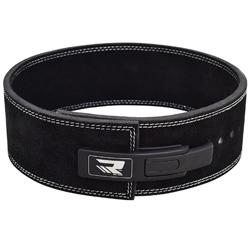 Belt Pro Liver Buckle Black Leather
