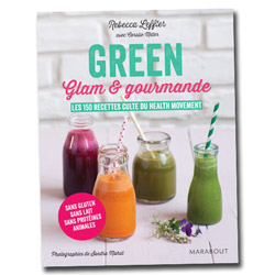 Green Glam Gourmande