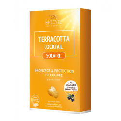 Terracotta Cocktail Solaire