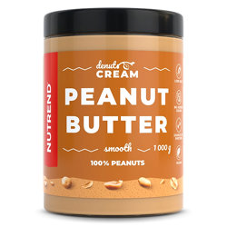 Denuts Cream Peanut Butter