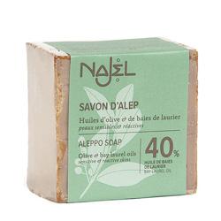 Savon Alep 40% HBL