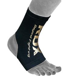 Hosiery Anklet Black Gold RDX