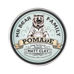 Mr Beard Family Pomade Matt Clay