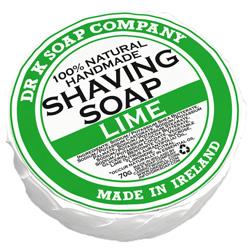 Dr. K. Lime Shaving Soap