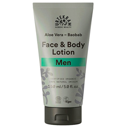 URTEKRAM Lotion Visage & Corps MEN