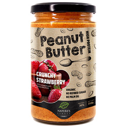 Bio Peanut Butter Strawberry