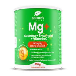 Mg + Guarana + B-complex + Vitamin C