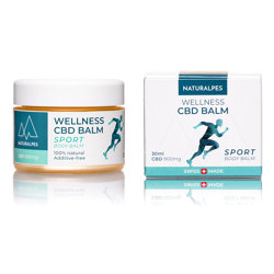 Wellness CBD Balm