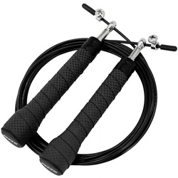 Skipping Rope Iron C11 Black