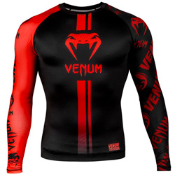 Logos Rashguard Long Sleeves