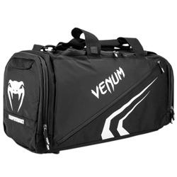 Trainer Lite Evo Sport Bag Black White