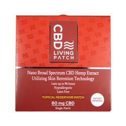 CBD Topical Living Patch