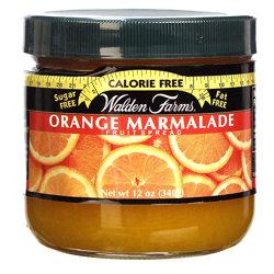 Orange Marmalade Fruit Spread