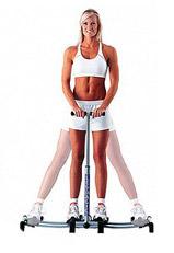 Leg Master : Appareil de fitness pour les cuisses de Techsport