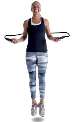 Weighted Jumprope
